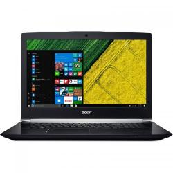 Laptop Acer Aspire Nitro VN7-793G, Intel Core i7-7700HQ, 17.3inch, RAM 16GB, SSD 512GB, nVidia GeForce GTX 1050 Ti 4GB, Linux, Obsidian Black