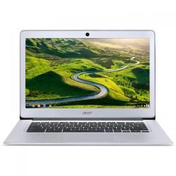 Laptop Acer CB3-431 Chromebook, Intel Celeron N3160, 14inch, RAM 4GB, eMMC 32GB, Intel HD Graphics 400, Chrome OS, Silver