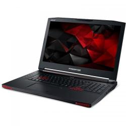 Laptop Acer Predator G5-793, Intel Core i7-6700HQ, 17.3inch, RAM 16GB, SSD 256GB, nVidia GeForce GTX 1060 6GB, Linux, Black