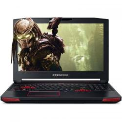 Laptop Acer Predator G9-593, Intel Core i7-6700HQ, 15.6inch, RAM 8GB, SSD 256GB, nVidia GeForce GTX 1070 8GB, Linux, Black