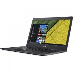 Laptop Acer Swift 1 SF114-31, Intel Celeron Dual Core N3060, 14inch, RAM 4GB, eMMC 64GB, Intel HD Graphics 400, Windows 10, Black