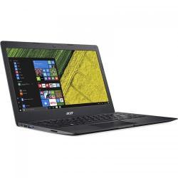 Laptop Acer Swift 1 SF114-31, Intel Pentium Quad Core N3710, 14inch, RAM 4GB, eMMC 64GB, Intel HD Graphics 405, Windows 10, Black