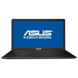Laptop Asus F550JX-DM247D, Intel Core i7-4720HQ, 15.6inch, RAM 8GB, HDD 1TB, nVidia GeForce GTX 950M 4GB, Free DOS, Negru