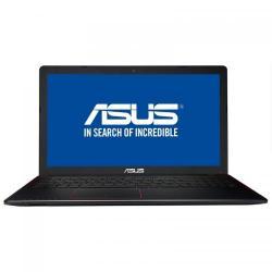 Laptop Asus F550VX-DM103D, Intel Core i7-6700HQ, 15.6inch, RAM 8GB, SSD 256GB, nVidia GeForce GTX 950M 4GB, Free DOS, Black