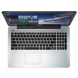 Laptop Asus K555UB-DM026D, Intel Core i7-6500U, 15.6inch, RAM 4GB, HDD 1TB, nVidia GeForce 940M 2GB, Free Dos