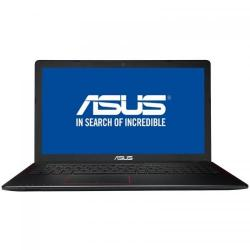 Laptop Asus R510VX-DM151D, Intel Core i7-6700HQ, 15.6inch, RAM 8GB, HDD 1TB, nVidia GeForce GTX 950M 4GB, Free Dos, Black