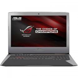 Laptop Asus ROG G752VL-GC088D, Intel Core i7-6700HQ, 17.3 inch, RAM 16GB, HDD 1TB, nVidia GeForce GTX 965M 2GB, FreeDos, Gray
