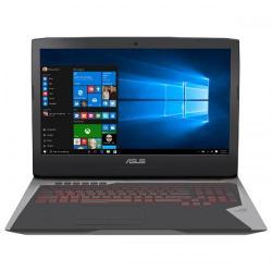 Laptop Asus ROG G752VS(KBL)-BA369R, Intel Core i7-7820HK, 17.3inch, RAM 32GB, HDD 1TB + SSD 2 x 256GB, nVidia GeForce GTX 1070 8GB, Windows 10 Pro, Gray