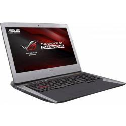 Laptop Asus ROG G752VY-GC144T, Intel Core i7-6700HQ, 17.3inch, RAM 8GB, HDD 1TB, nVidia GeForce GTX 980M 8GB, Windows 10, Silver