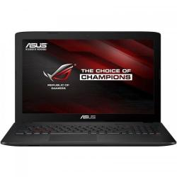Laptop Asus ROG GL552VW-CN090D, Intel Core i7-6700HQ, 15.6inch, RAM 8GB, HDD 1TB, nVidia GeForce GTX 960M 4GB, FreeDos, Black-Grey, versiunea metalica