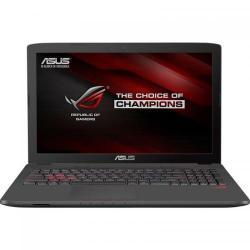 Laptop Asus ROG GL752VW-T4018D, 17.3inch, Intel Core i7-6700HQ, RAM 32GB, HDD 2TB + SSD 128GB, nVidia GeForce GTX 960M 4GB, FreeDos, Black-Grey