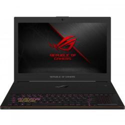 Laptop ASUS ROG New ZEPHYRUS GX501GI-EI006T, Intel Core i7-8750H, 15.6inch, RAM 24GB, SSD 512GB, nVidia GeForce GTX 1080 8GB Max-Q, Windows 10, Black