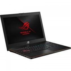 Laptop ASUS ROG New ZEPHYRUS M GM501GS-EI003R, Intel Core i7-8750H, 15.6inch, RAM 16GB, HDD 1TB + SSD 256GB, nVidia GeForce GTX 1070 8GB, Windows 10 Pro, Black