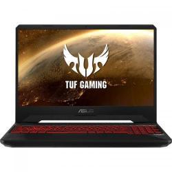 Laptop ASUS TUF FX505GM-BQ358, Intel Core i5-8300H, 15.6inch, RAM 8GB, SSD 128GB, nVidia GeForce GTX 1060 6GB, No OS, Black