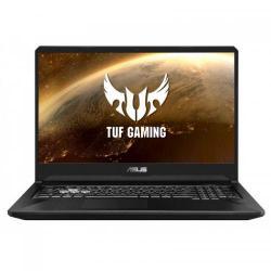Laptop Asus TUF Gaming FX705GM-EV038, Intel Core i7-8750H, 17.3inch, RAM 8GB, SSH 1TB, nVidia Geforce GTX 1060 6GB, No OS, Black