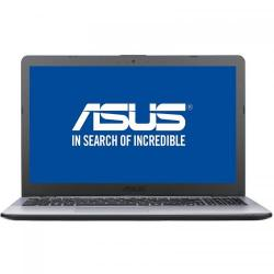 Laptop ASUS VivoBook 15 X542UA-DM523, Intel Core i5-8250U, 15.6inch, RAM 4GB, SSD 256GB, Intel UHD Graphics 620, No OS, Grey