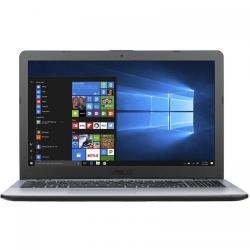 Laptop ASUS VivoBook 15 X542UR-DM240T, Intel Core i5-7200U, 15.6inch, RAM 4GB, SSD 256GB, nVidia GeForce 930MX 2GB, Windows 10, Dark Grey