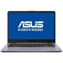 Laptop ASUS Vivobook X405UA-BM395, Intel Core i5-7200U, 14inch, RAM 4GB, HDD 1TB, Intel HD Graphics 620, Endless OS, Dark Grey