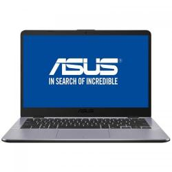 Laptop ASUS Vivobook X405UA-BM397, Intel Core i5-7200U,14 inch, RAM 4GB, HDD 1TB + SSD 128GB, Intel HD Graphics 620, Endless OS, Dark Grey