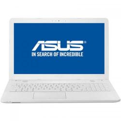 Laptop Asus VivoBook X541UA-GO1258D, Intel Core i3-6006U, 15.6inch, RAM 4GB, HDD 500GB, Intel HD Graphics 520, Free DOS, White