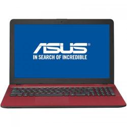 Laptop Asus VivoBook X541UA-GO1262D, Intel Core i3-6006U, 15.6inch, RAM 4GB, HDD 500GB, Intel HD Graphics 520, FreeDos, Red