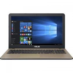 Laptop Asus X540LA-XX265T, Intel Core i3-5005U, 15.6inch, RAM 4GB, HDD 500GB, Intel HD Graphics 5500, Windows 10, Chocolate Black