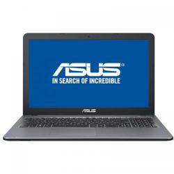 Laptop Asus X540SA-XX366, Intel Celeron Dual Core N3060, 15.6inch, RAM 4GB, HDD 500GB, Intel HD Graphics 400, Free Dos, Silver