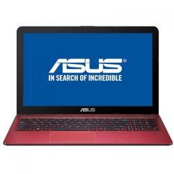 Laptop Asus X540SA-XX374, Intel Celeron Dual Core N3060, 15.6inch, RAM 4GB, HDD 500GB, Intel HD Graphics 400, Free Dos, Red
