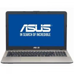 Laptop ASUS X541NA-GO169, Intel Celeron Dual Core N3350, 15.6inch, RAM 4GB, SSD 256GB, Intel HD Graphics 500, Endless OS, Chocolate Black