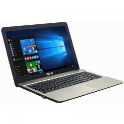 Laptop Asus X541NA-GO180T, Intel Celeron Dual Core N3350, 15.6inch, RAM 4GB, HDD 500GB, Intel HD Graphics 500, Windows 10, Chocolate Black