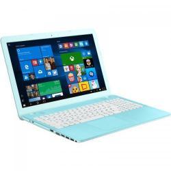 Laptop Asus X541UJ-GO006, Intel Core i3-6006U, 15.6inch, RAM 4GB, HDD 500GB, nVidia GeForce 920M 2GB, Free Dos, Aqua Blue