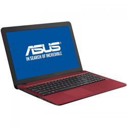 Laptop ASUS X541UV-GO1199, Intel Core i3-6006U, 15.6inch, RAM 4GB, HDD 500GB, nVidia GeForce 920MX 2GB, Endless OS, Red