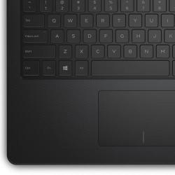 Laptop Dell  Inspiron 3552, Intel Pentium Quad Core N3710, 15.6inch, RAM 4GB, HDD 500GB, Intel HD Graphics 405, Linux, Black