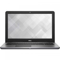 Laptop Dell Inspiron 5567, Intel Core i5-7200U, 15.6inch, RAM 4GB, HDD 1TB, AMD Radeon R7 M445 2GB, Linux, Grey