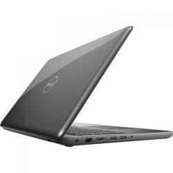 Laptop Dell Inspiron 5567, Intel Core i5-7200U, 15.6inch, RAM 4GB, HDD 1TB, Intel HD Graphics 620, Windows 10, Grey