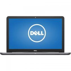 Laptop DELL Inspiron 5767, Intel Pentium Dual Core 4415U, 17.3inch, RAM 4GB, HDD 500GB, Intel HD Graphics 610, Linux, Grey