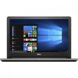 Laptop Dell Vostro 3568, Intel Core i3-6100U, 15.6inch, RAM 4GB, HDD 1TB, Intel HD Graphics 520, Windows 10 Pro, Black