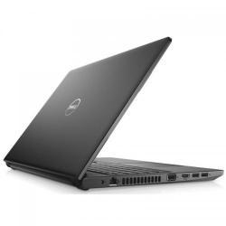Laptop Dell Vostro 3568, Intel Core i3-7100U, 15.6inch, RAM 4GB, SSD 128GB, Intel HD Graphics 620, Windows 10 Pro, Black
