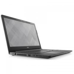 Laptop Dell Vostro 3568 (seria 3000),  Intel Core i3-6006U, 15.6inch, RAM 4GB, HDD 1TB, AMD Radeon R5 M420 2GB, Wifi 1810AC, Ubuntu, Black
