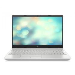 Laptop HP 15-dw0017nq, Intel Core i5-8265U, 15.6inch, RAM 8GB, SSD 256GB, nVidia GeForce MX130 2GB, FreeDos, Silver