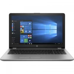 Laptop HP 250 G6, Intel Core i3-6006U, 15.6inch, RAM 4GB, SSD 256GB, Intel HD Graphics 520, Windows 10 Pro, Silver