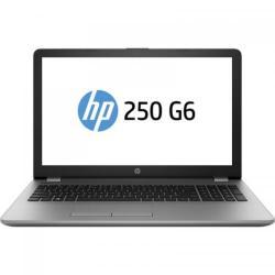 Laptop HP 250 G6, Intel Core i5-7200U, 15.6inch, RAM 8GB, SSD 256GB, Intel HD Graphics 620, Free Dos, Silver