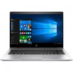 Laptop HP EliteBook 840 G5, Intel Core i7-8550U, 14inch Touch, RAM 8GB, SSD 256GB, Intel UHD Graphics 620, Windows 10 Pro, Silver