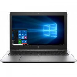 Laptop HP EliteBook 850 G4, Intel Core i7-7500U, 15.6inch, RAM 8GB, SSD 256GB, Intel HD Graphics 620, Windows 10 Pro, Silver