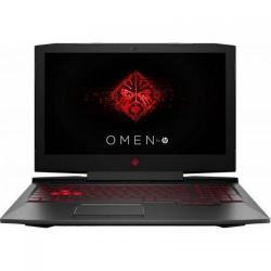 Laptop HP OMEN 17-an107nq, Intel Core i7-8750H, 17.3inch, RAM 12GB, HDD 1TB + SSD 128GB, nVidia GeForce GTX 1070 8GB, Windows 10, Shadow Black