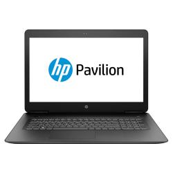 Laptop HP Pavilion 17-ab406nq, Intel Core i7-8750H, 17.3inch, RAM 12GB, HDD 1TB + SSD 128GB, nVidia GeForce GTX 1050Ti 4GB, FreeDos, Black