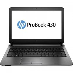 Laptop HP Probook 430 G3, Intel Core i5-6200U, 13.3inch, RAM 4GB, SSD 128GB, Intel HD Graphics 520, Windows 7 Pro + Windows 10 Pro, Black