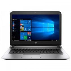 Laptop HP Probook 440 G3, Intel Core i3-6100U, 14inch, RAM 4GB, SSD 128GB, intel HD Graphics 520, Windows 7 Pro + Windows 10 Pro, Dark Ash Silver