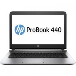 Laptop HP Probook 440 G3, Intel Core i5-6200U, 14inch, RAM 4GB, HDD 500GB, Intel HD Graphics 520, Free Dos, Black-Silver