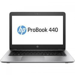 Laptop HP Probook 440 G4, Intel Core i3-7100U, 14inch, RAM 4GB, HDD 500GB, Intel HD Graphics 620, Free Dos, Silver